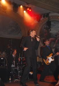 The Dudley Manlove Quartet
